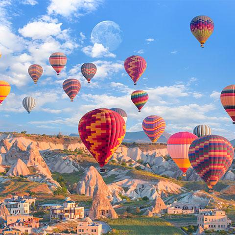 Balon turları