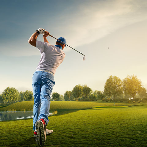 Golf tatilleri
